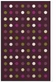 rug #710317 |  purple rug