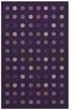 rug #710321 |  mid-brown retro rug