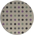 rug #710621 | round beige circles rug