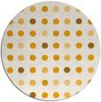 rug #710778 | round retro rug
