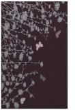 rug #713845 |  purple graphic rug