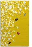 rug #713909 |  yellow natural rug