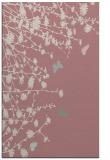 rug #713949 |  pink natural rug