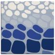 rug #714707 | square circles rug