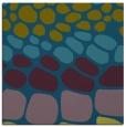 rug #714725 | square circles rug