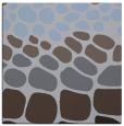 rug #714777 | square blue-violet rug