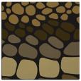 rug #714781 | square black circles rug