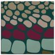 rug #714787 | square retro rug