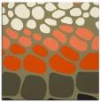 rug #714975   square retro rug