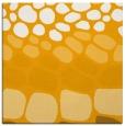 rug #715001 | square light-orange circles rug