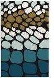 rug #715389 |  brown circles rug