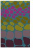 rug #715433 |  pink circles rug