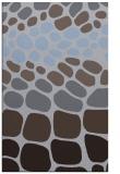rug #715481 |  blue-violet rug