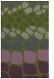 rug #715505    green circles rug