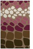 rug #715521 |  beige retro rug