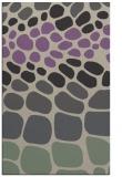 rug #715549 |  beige circles rug