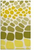 rug #715645 |  white circles rug