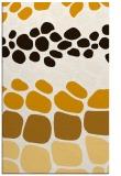 rug #715665 |  brown circles rug