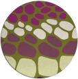 rug #715952 | round rug