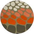 rug #716031 | round circles rug