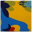 rug #718353 | square blue popular rug