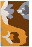 rug #719237 |  light-orange natural rug