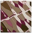 rug #725377 | square mid-brown rug