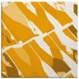 rug #725561 | square light-orange abstract rug