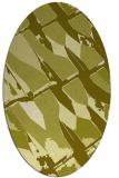 rug #725898   oval abstract rug