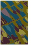 rug #725989 |  green popular rug