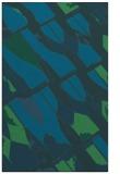 rug #726009 |  blue rug