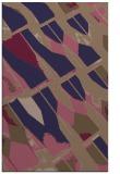 rug #726037    beige abstract rug