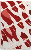 rug #726177 |  red graphic rug
