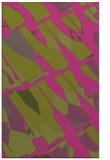 rug #726257 |  pink rug