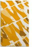 rug #726265 |  light-orange graphic rug