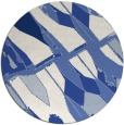 rug #726322 | round abstract rug