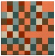 rug #727181 | square beige graphic rug