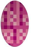 rug #727548 | oval popular rug