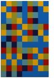 rug #727857 |  blue rug