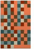 rug #727885    orange popular rug