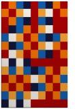 rug #727929 |  red rug