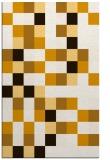 rug #727985 |  brown retro rug