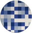 rug #728084 | round graphic rug
