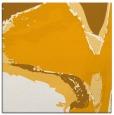 rug #729081 | square light-orange abstract rug