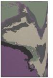 rug #729629 |  purple abstract rug
