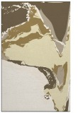 rug #729741 |  white abstract rug