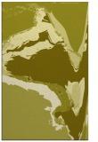 rug #729769 |  light-green abstract rug