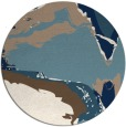 rug #729826 | round abstract rug