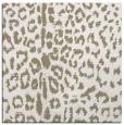 rug #730505 | square beige animal rug