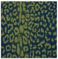 rug #730541   square blue popular rug
